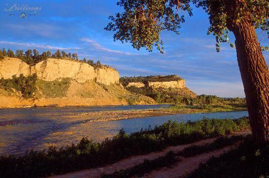 Billings, Montana Beautiful Landscapes of Billings, Montana