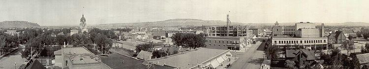 Billings, Montana in the past, History of Billings, Montana