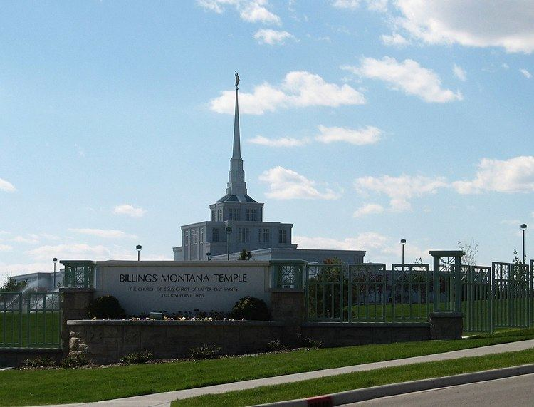 Billings Montana Temple