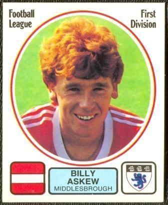 Billy Askew Billy Askew Panini England Pinterest Football cards