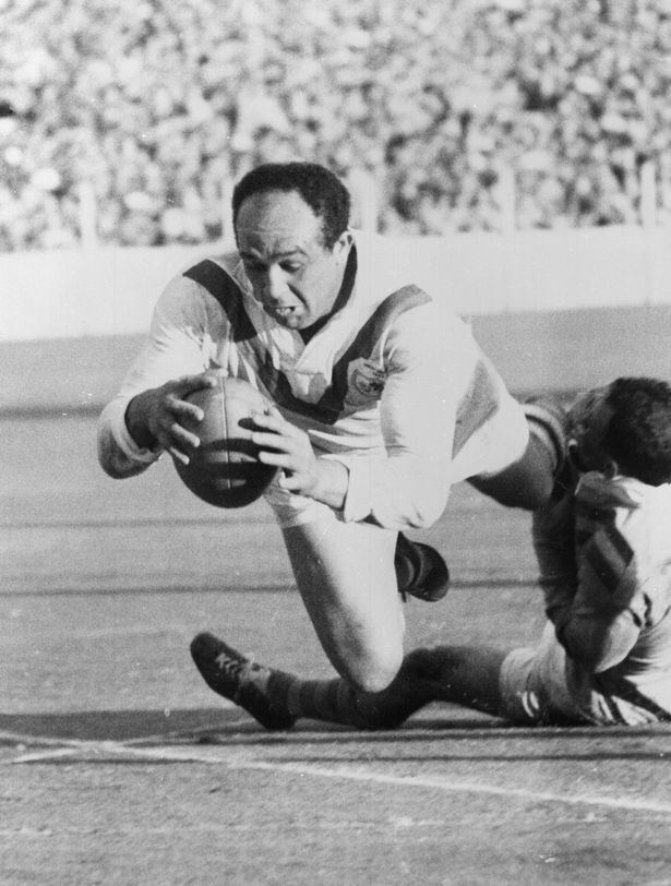 Billy Boston Hes a Welsh sporting legend you may never have heard of now