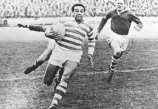 Billy Boston p107 Billy Boston Played for Great Britain Wigan