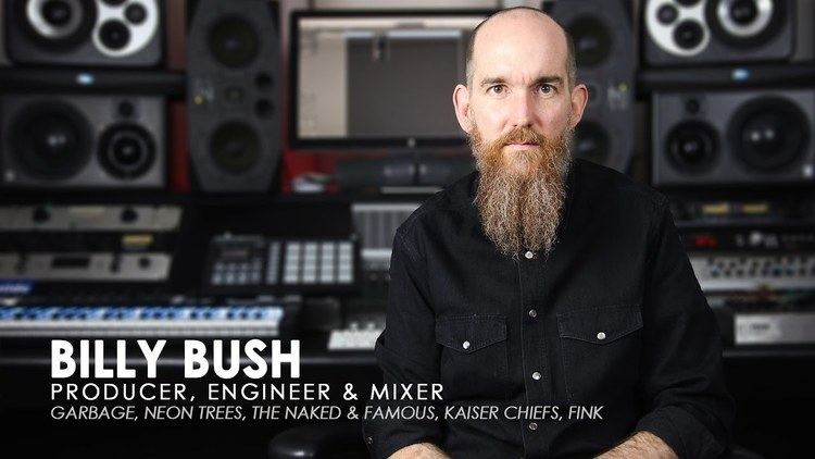 Billy Bush   Interview (Producer, Engineer & Mixer) - YouTube