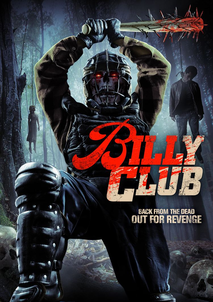 Billy Club (film) Billy Club 2014 Dread Central