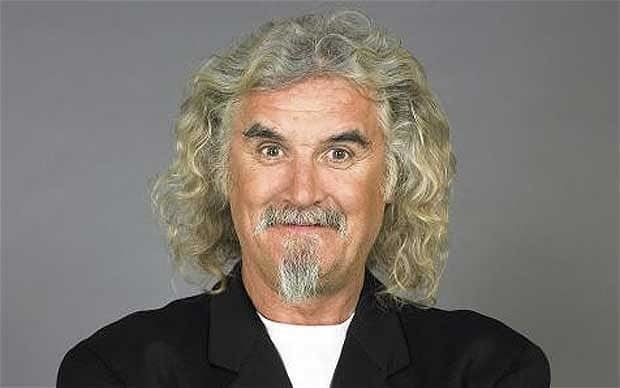 Billy Connolly Billy Connolly heckled off stage for second time in a week