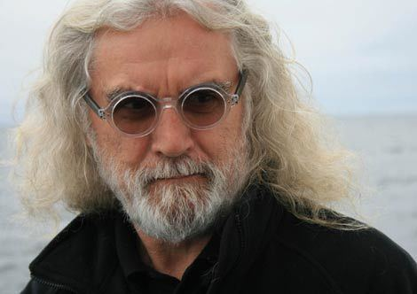 Billy Connolly Billy Connolly Scottish Comedian Finds Out He Has
