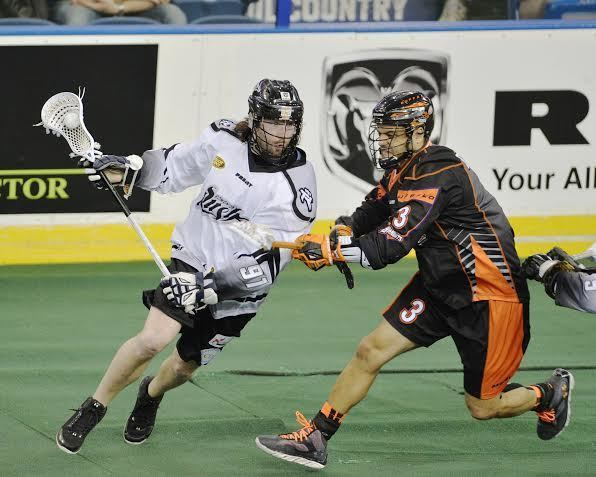 Billy Dee Smith Bandits Sign Billy Dee Smith For One Year In Lacrosse We Trust