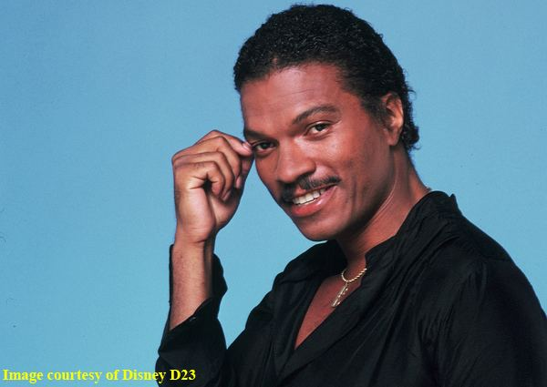Billy Dee Williams Star Wars Icon Billy Dee Williams Discusses Art Mickey