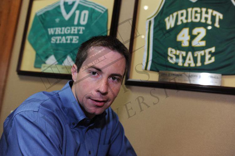 Billy Donlon 5630 Men39s Basketball coach Billy Donlon 7910 WrightState