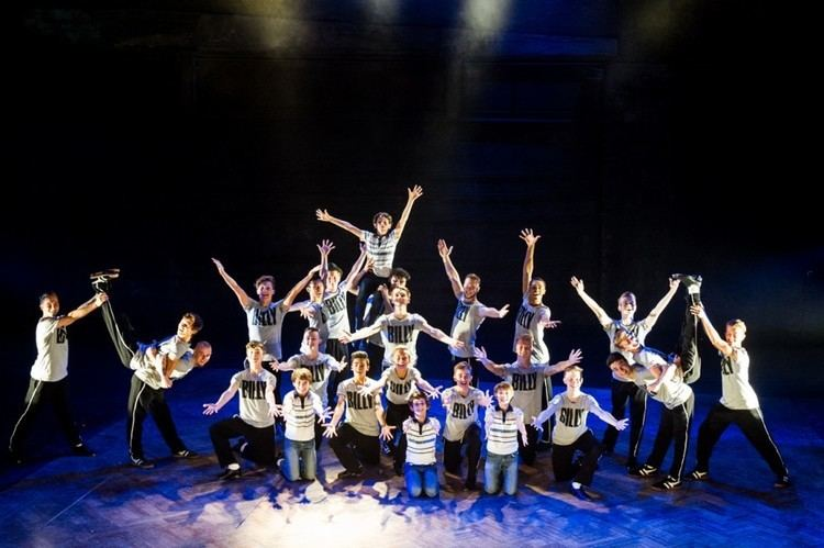 Billy Elliot the Musical Live Billy Elliot the Musical Working Title Films