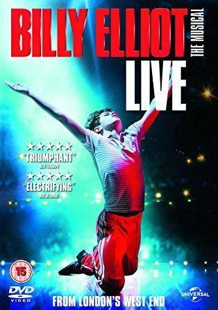 Billy Elliot the Musical Live Billy Elliot The Musical Live DVD 2014 Amazoncouk Elliott