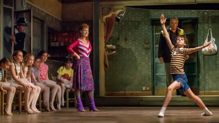 Billy Elliot the Musical Live Great Performances Billy Elliot The Musical Live 2015 PBS Arts