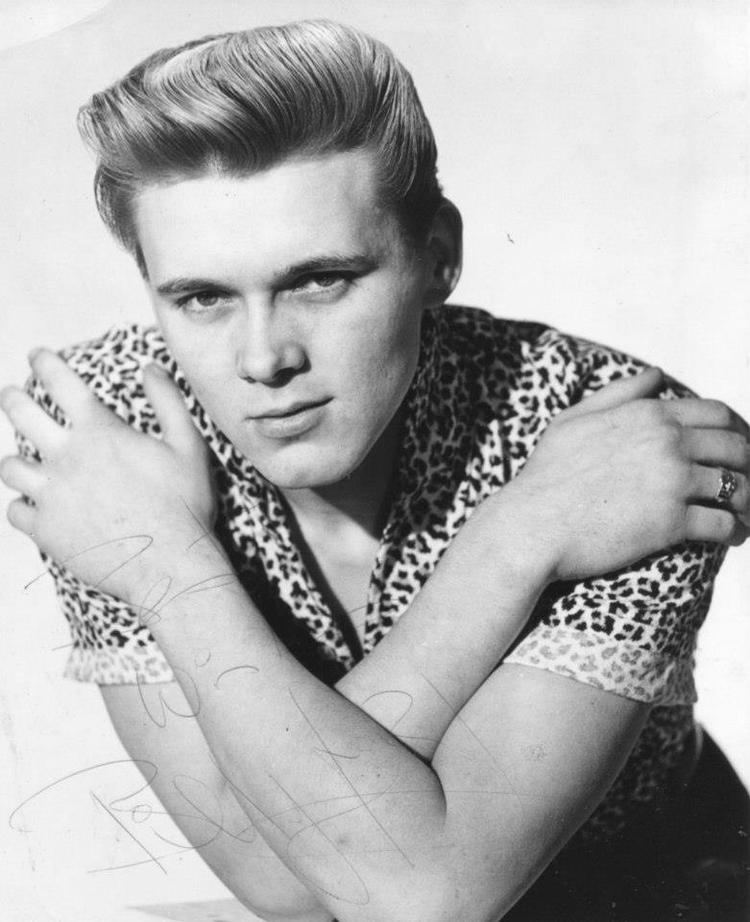 Billy Fury Music Minute Billy Fury A Wondrous Place 1960