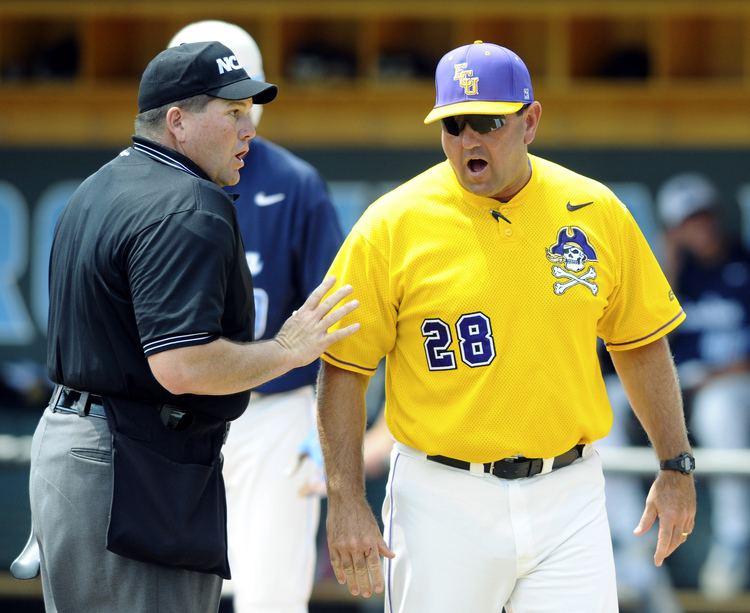Billy Godwin ECU parts ways with baseball coach Billy Godwin