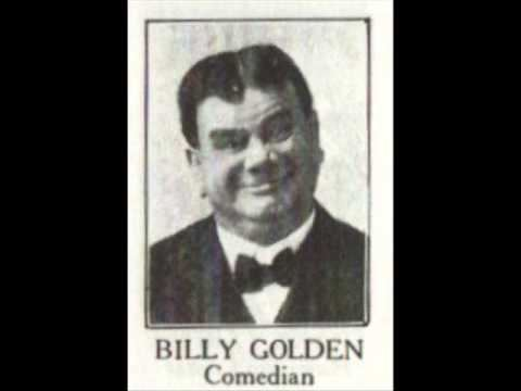 Billy Golden Billy Golden Rabbit Hash 1908 YouTube