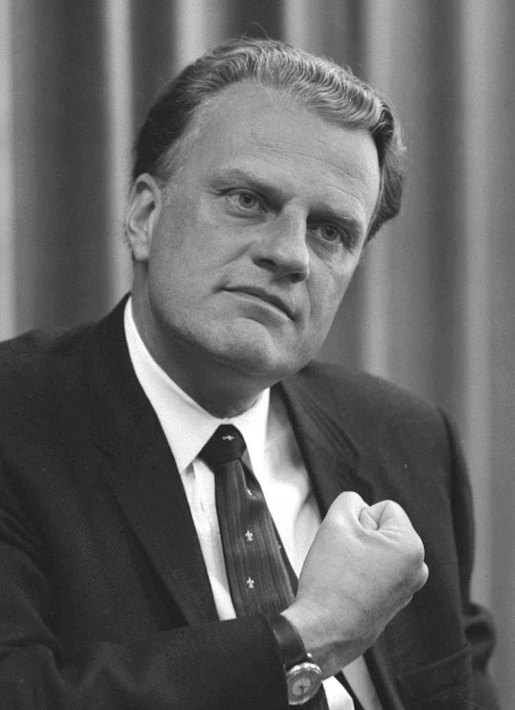 Billy Graham httpsuploadwikimediaorgwikipediacommonsee