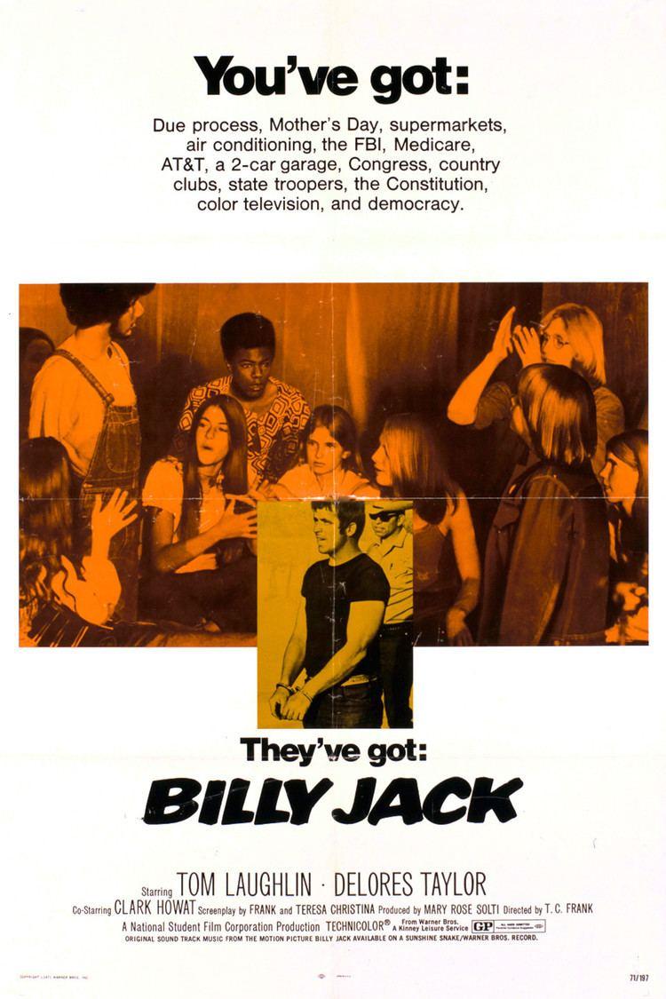 Billy Jack wwwgstaticcomtvthumbmovieposters554p554pv