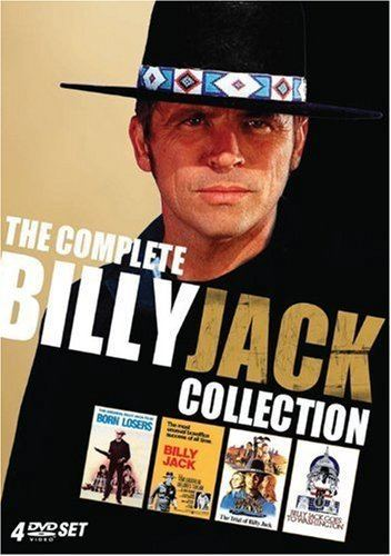 Billy Jack Amazoncom The Complete Billy Jack Collection Born LosersBilly