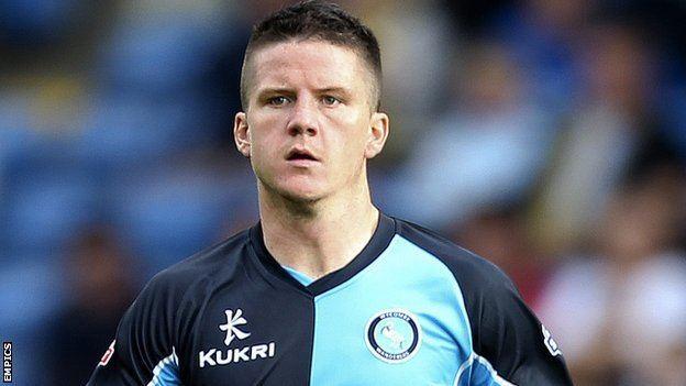 Billy Knott BBC Sport Sunderland recall Billy Knott from Wycombe
