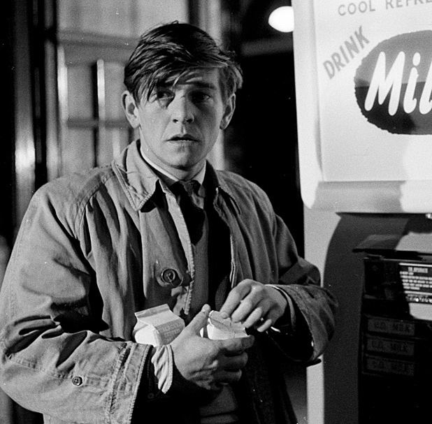 Billy Liar (film) Tom Courtenay in Billy Liar 1963 costarring JULIE CHRISTIE
