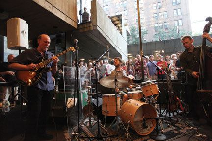 Billy Martin (percussionist) Jazz Articles Billy Martin Beyond MMW By Ted Panken