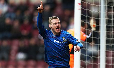 Billy Mckay Scottish roundup Billy McKay39s goal edges Caley win over
