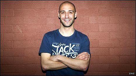 Billy Mehmet BBC Sport Football St Mirren39s Mehmet joins Turkish