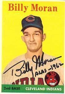 Billy Moran wwwbaseballalmanaccomplayerspicsbillymoran