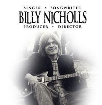 Billy Nicholls Billy Nicholls
