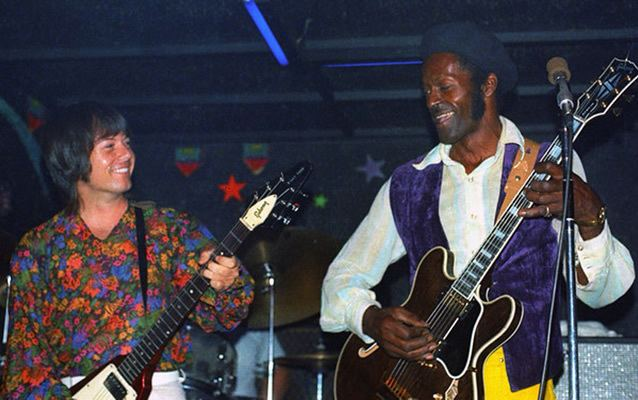 Billy Peek Billy Peek photo gallery Chuck Berry