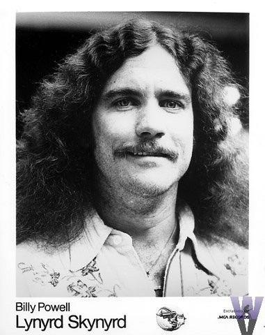 Billy Powell Lynyrd Skynyrd Pianist Billy Powell Dead at 56 Phoenix