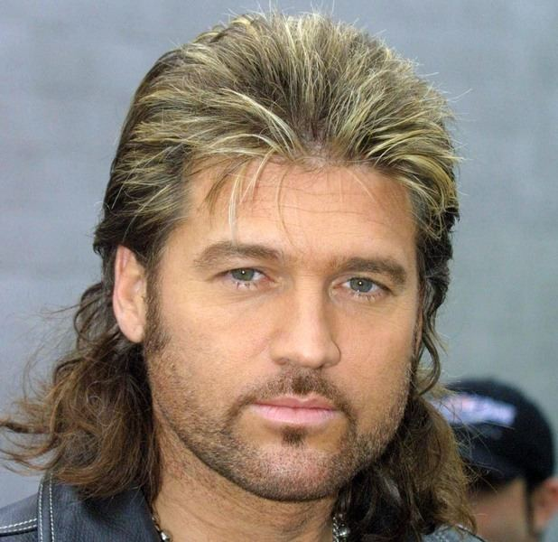 Billy Ray Cyrus Billy Ray Cyrus Gossip Goddess Celebrities with mullets