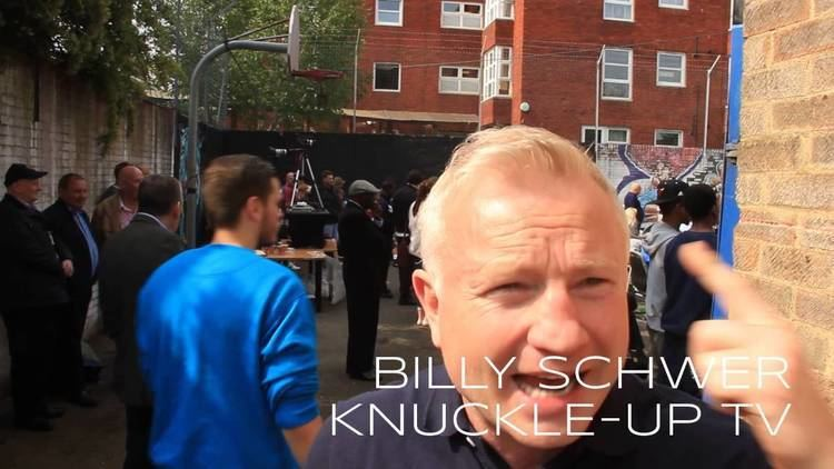 Billy Schwer BILLY SCHWER AFTER BOXING I WAS LOST AND I WENT ON A JOURNEY TO