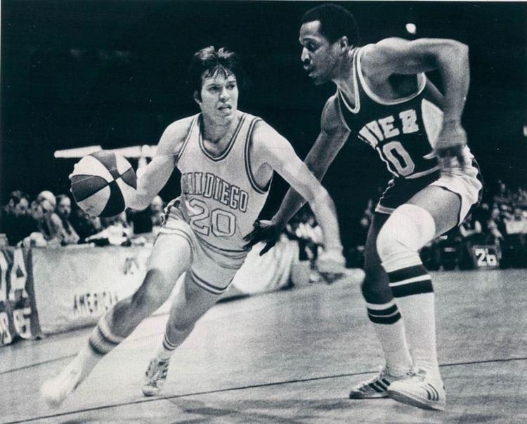 Billy Shepherd ABA American Basketball Association Players