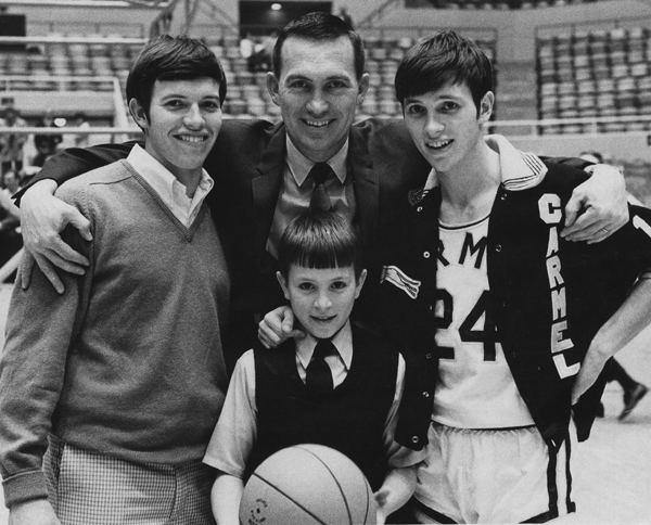 Billy Shepherd Billy Shepherd Indiana Basketball Hall of Fame