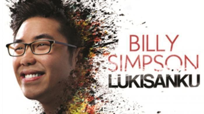 Billy Simpson Billy Simpson Potret Dirinya Dalam Album 39Lukisanku
