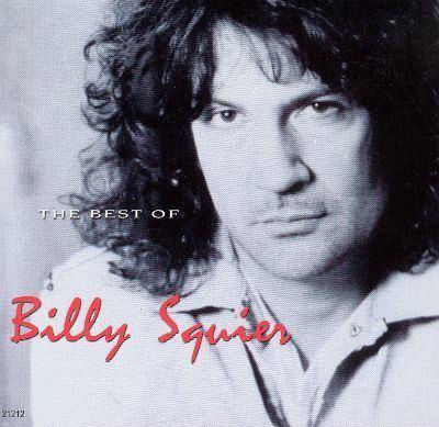 Billy Squier The Best of Billy Squier Platinum Disc Billy Squier