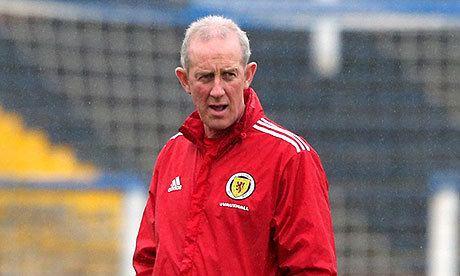 Billy Stark Billy Stark has big chance in ScotlandLuxembourg friendly