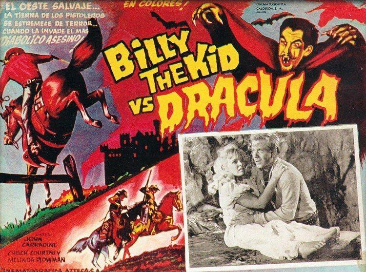 Billy the Kid Versus Dracula Legend Against Legend Billy the Kid vs Dracula 1966 The