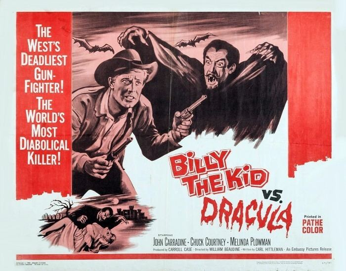 Billy the Kid Versus Dracula Billy the Kid vs Dracula 1966 The Visuals The Telltale Mind