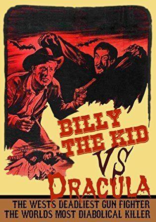Billy the Kid Versus Dracula Amazoncom Billy the Kid Versus Dracula John Carradine Chuck