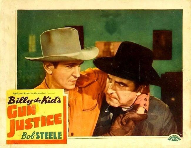 Billy the Kid's Gun Justice Western Mood Billy the Kids Gun justice Sam Newfield 1940