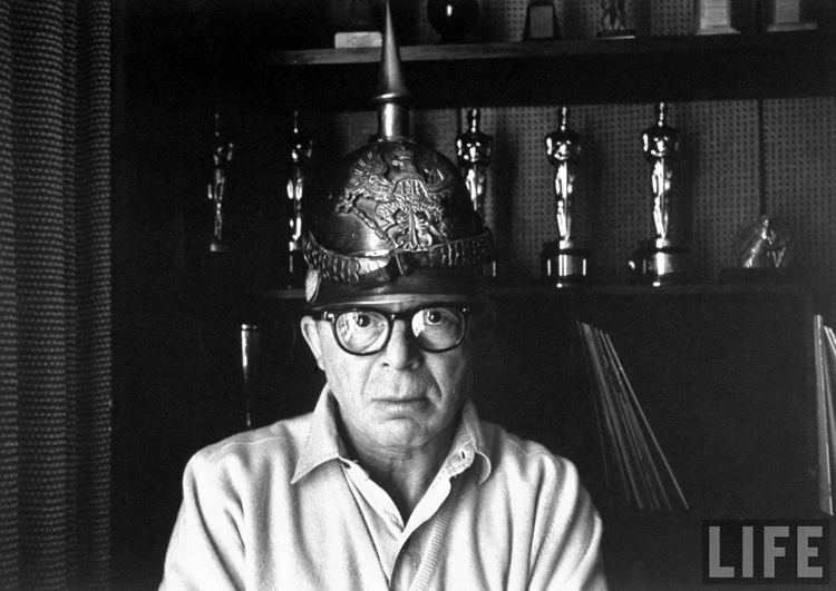 Billy Wilder Director Billy Wilder Great American Things