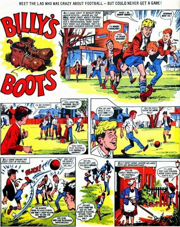 Billy's Boots My First Best Friend A Tribute To Billy And His Boots The Daisy