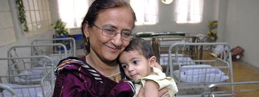 Bilquis Edhi Mother of Pakistan Bilquis Edhi
