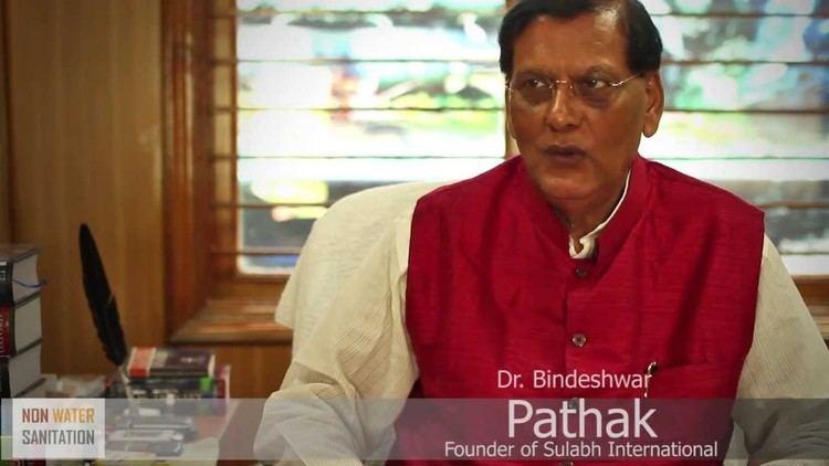 Bindeshwar Pathak Dr Bindeshwar Pathak Interview YouTube