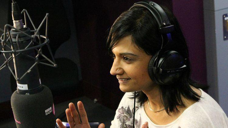 Bindya Solanki BBC Asian Network Bindya Solanki aka Nita Mistry Bobby Friction