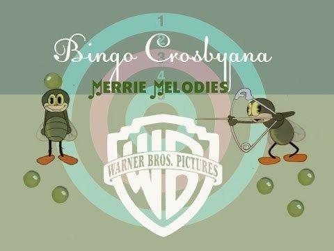 Bingo Crosbyana Bugs Archery Bingo Crosbyana 1936 YouTube