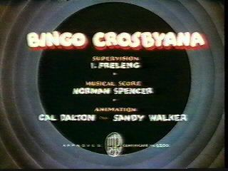 Bingo Crosbyana movie poster