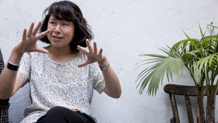 Binna Choi Binna Choi curator Autor en BAR project